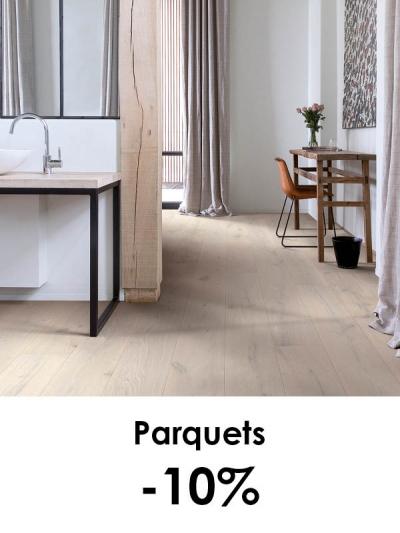 Parquets -10%